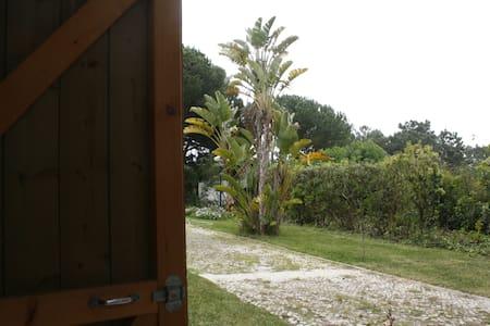 Beautiful Independent Room near Aldeia do Meco - Lagoa de Albufeira - Casa de campo