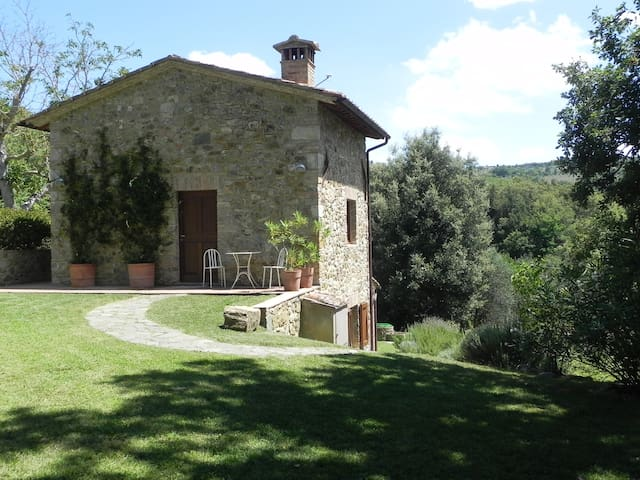 charming house near Siena - Fontazzi - House
