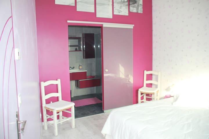 belle chambre independante de 18m² - Barbâtre