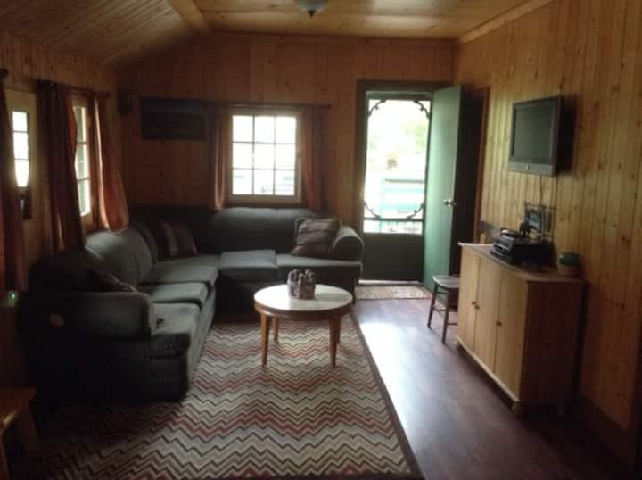 Charming Cozy Cottage on Lake Wabamun