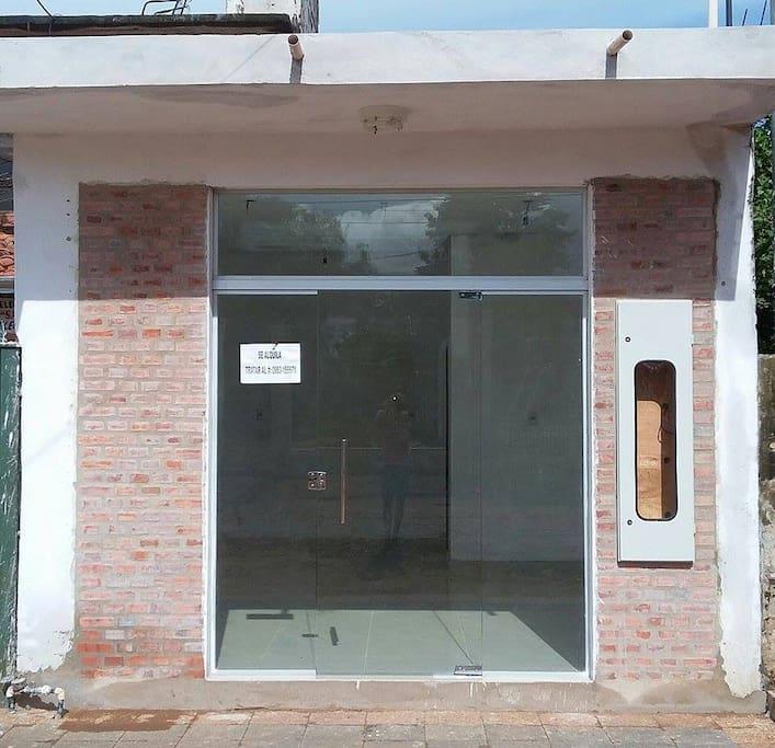 Salon Planta Baja Exterior