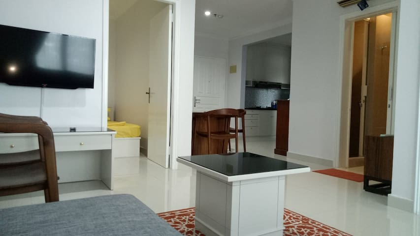 2416 WOODY White's Nest, Apartment in Yogyakarta