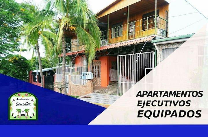 Apartamento Ejecutivo Equipado, cañas Guanacaste.