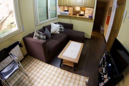 Apartamento en zona tranquila - Apartamento