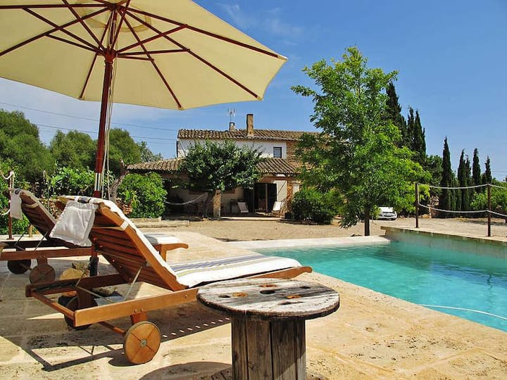 Son Sunyer Landhaus mit Pool