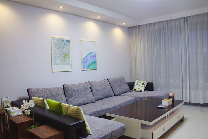 汀兰水岸度假公寓