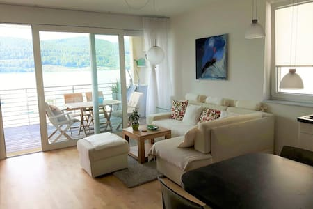 Great Hide-Away directly on the lake - Schiefling am See - Apartmen