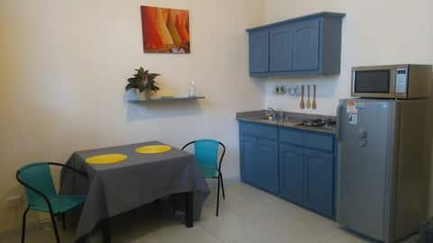 Apartamento centrico,5 min a pie de zona colonial