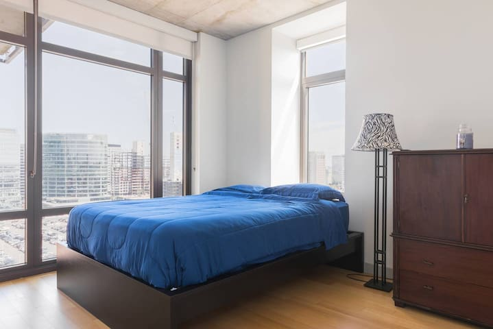 The Best Private Bedroom Above Boston!