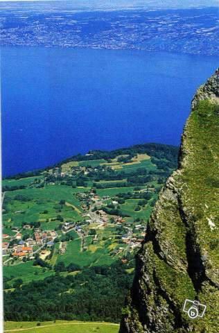 Vacances Lac et Montagne - Thollon-les-Mémises - Wohnung