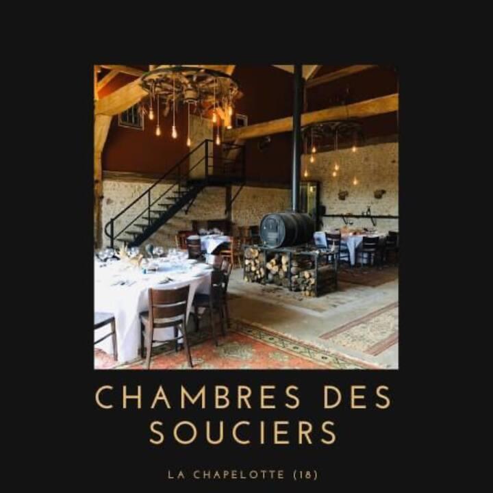 Chambres des Souciers / chambre family