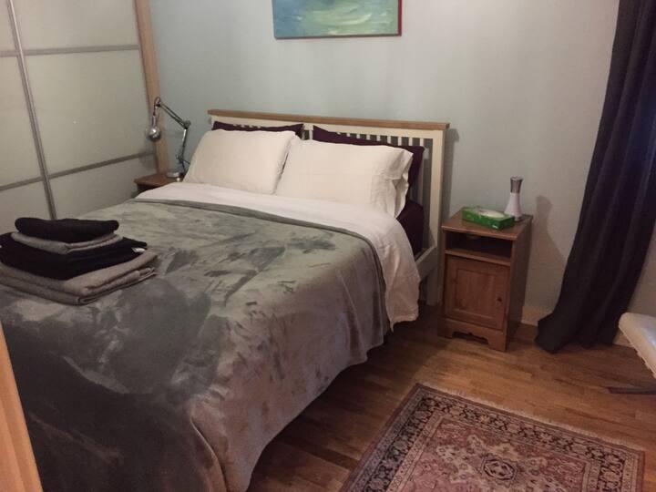 Spacious Modern 1-Bedroom Flat in NW10