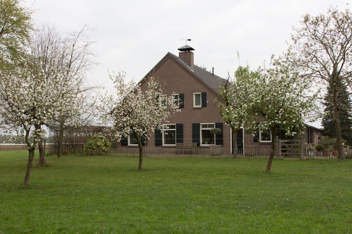 groot appartement (90m2) in rustige omgeving - Nuenen