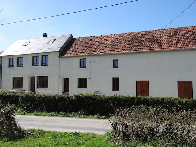 Self-catering Gite / Cottage at La Rougerie Farm - Saint-Fromond