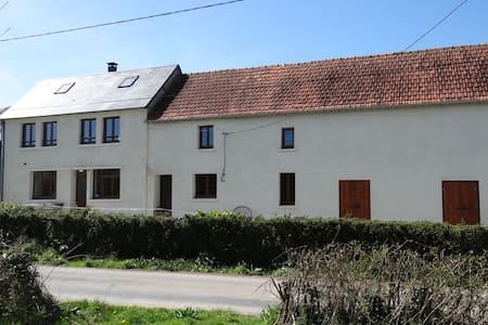 Self-catering Gite / Cottage at La Rougerie Farm - Saint-Fromond - Rumah