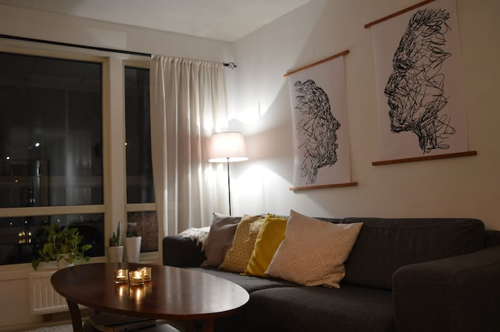 CENTRAL APARTMENT with 1 BEDROOM - Oslo - Appartement