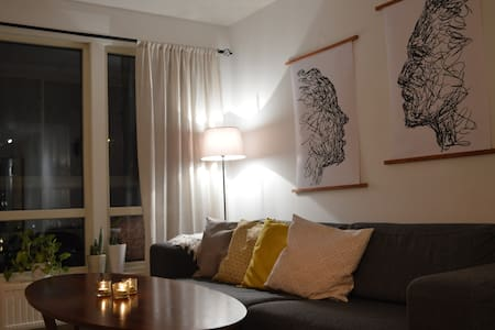 CENTRAL APARTMENT with 1 BEDROOM - 奥斯陆 - 公寓