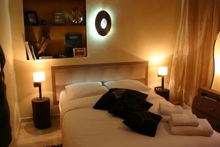 5*Luxery-Appartment with private  Garden - Guéliz_ - Marrakesh - Appartement