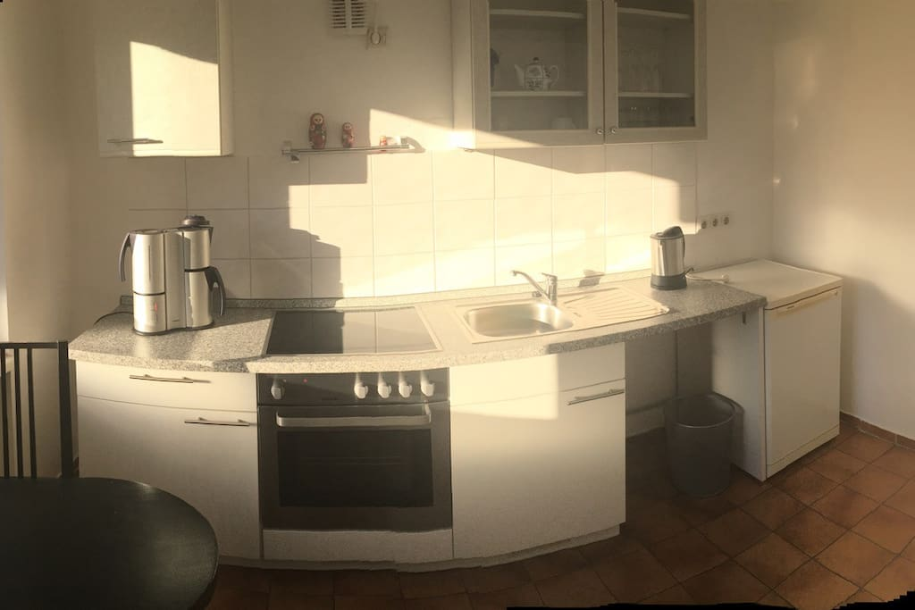 Küche zur gemeinsamen Nutzung