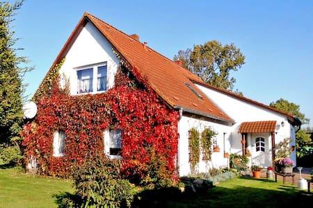 Ferienwohnung auf parkähnlich gestaltetem Grundstück - Kluis OT Gagern - Apartment
