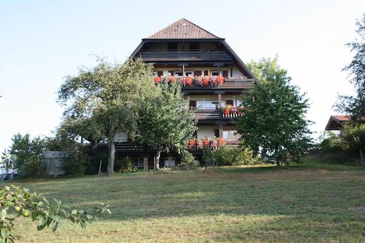 Simonshof - Ferienwohnung im Schwarzwald