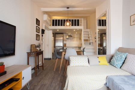 Flat in Cannes old town