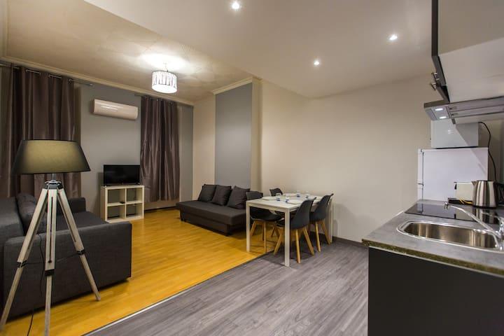 Spacieux logement au cœur de Marseille centre