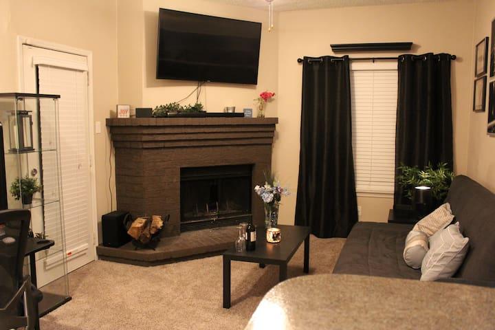 Private Apartment in North Dallas