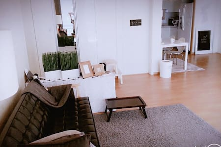 Koreans' wanna-live area,cozy loft - Mapo-gu - Apartment