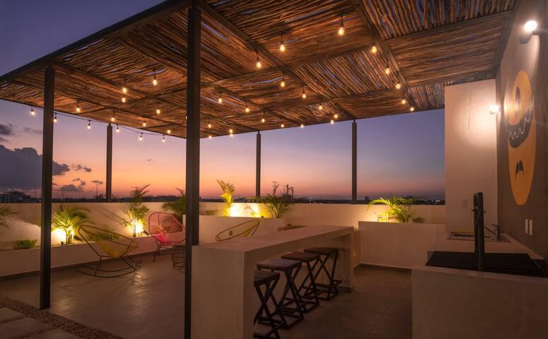El Mexicano Lofts nuevos y equipados