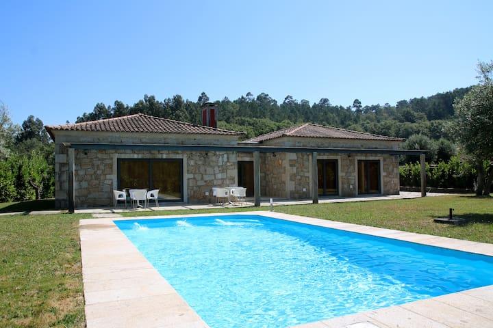 Casa da Cunha Country House in Paredes de Coura - Cunha