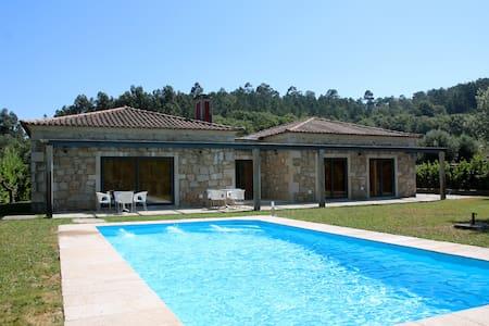 Casa da Cunha Country House in Paredes de Coura - Cunha - บ้าน