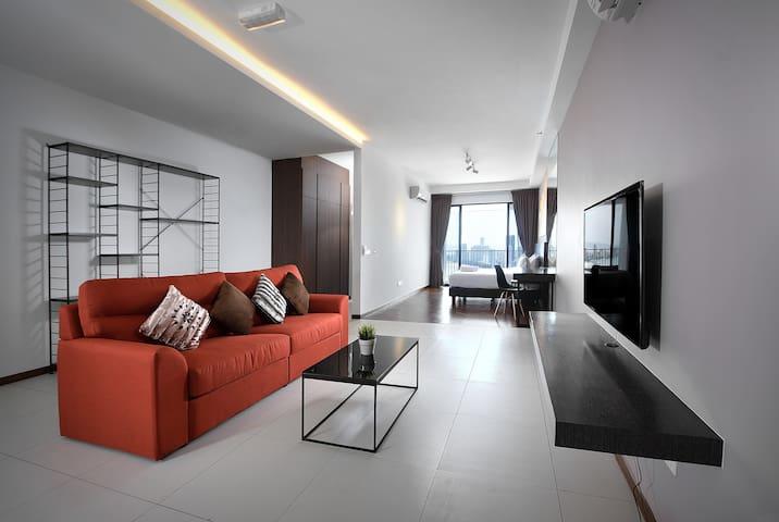 Honeymoon Suite in Tanjung Tokong