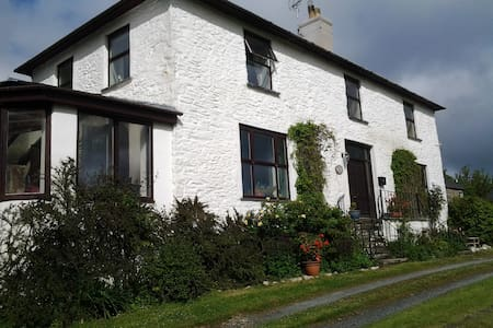Heathfield Mansion Exclusive B & b - Letterston - Bed & Breakfast