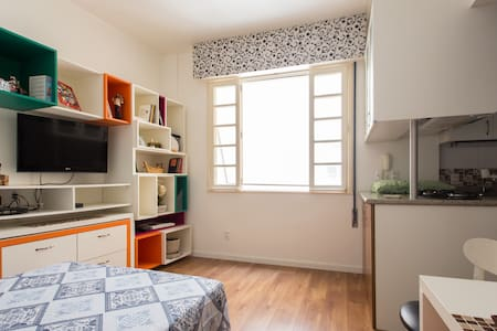 Studio for a nice time in Rio☀️ - Lägenhet