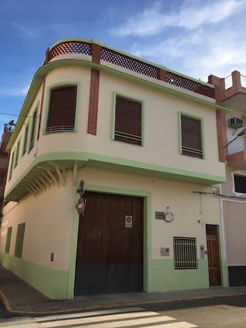 Casa de pueblo con encanto