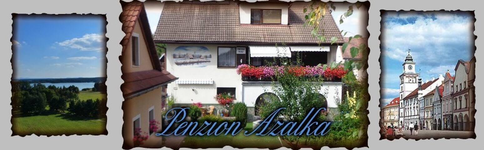 Penzion Azalka Třeboň
