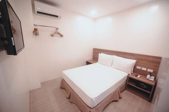 Clean New Standard Double Room 310 (No Window)