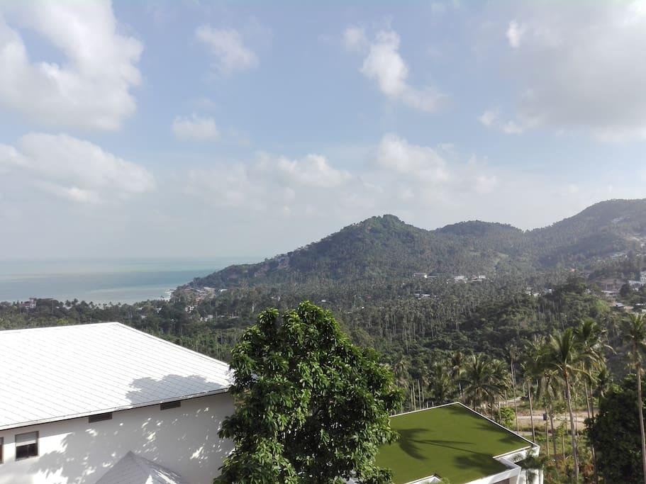 vue de droite sur Chawenn Noï