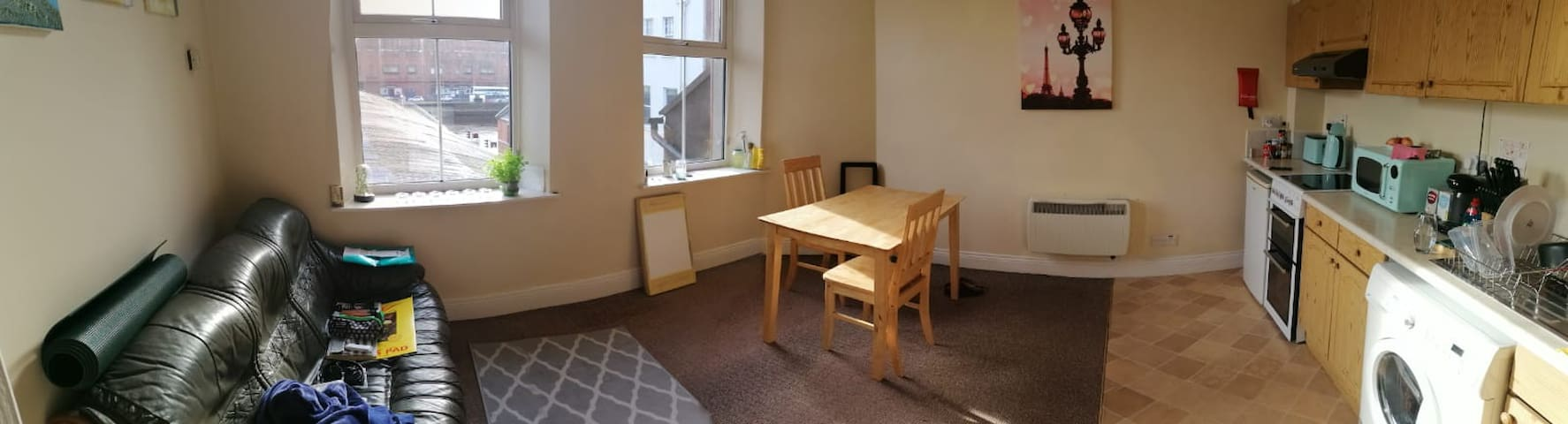 Victorian Quarter central two bed apartment