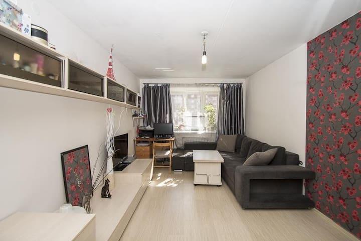 Уютная однокомнатная квартира - Berezovskiy - Leilighet