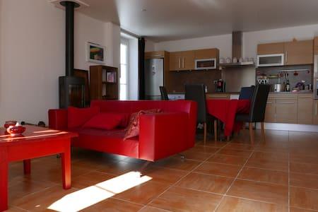 Belle maison  pour 4 wifi terrasse - Préfailles