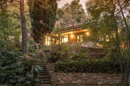 The Tea Gardens Cottage - Magical Waterfall Oasis