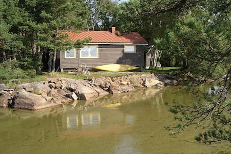 Peaceful lake cottage with sauna and boat - Frändefors