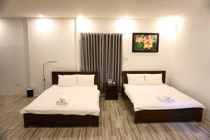 Le Jardin VT - Phan Chu Trinh St | Room 104 Lotus