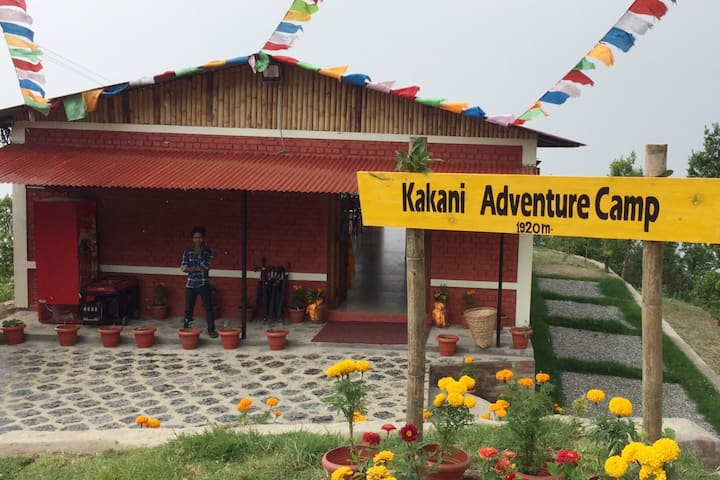 Luxury Tent  Camp Stay in Kakani Hill