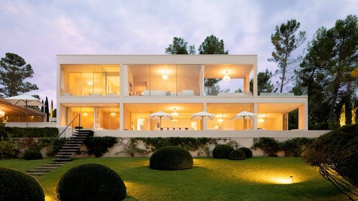 Villa Blanche Du Bois