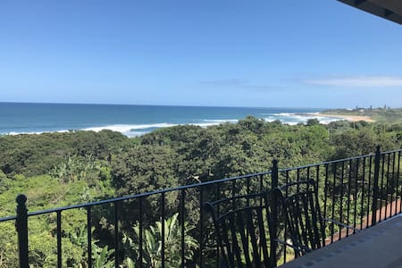 Luxury Lookout Penthouse - Port Shepstone - Apartemen
