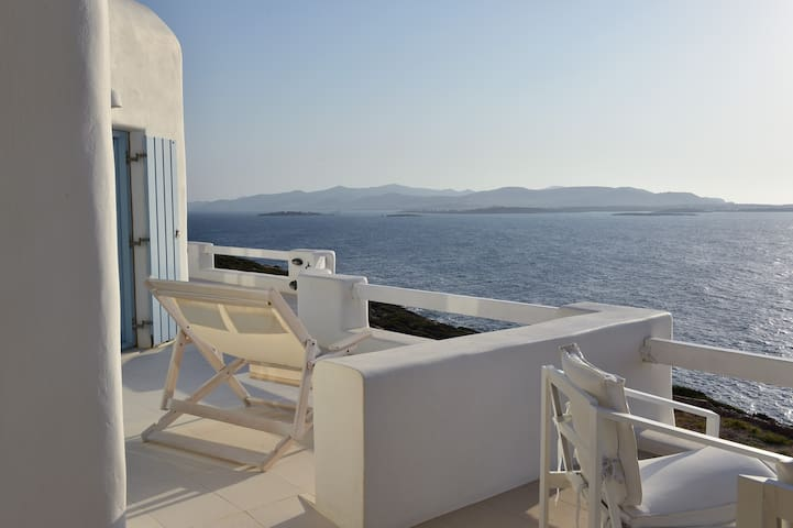 Thea Villas 4, 215m2 fully equipped - Paros - Huis