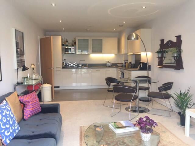 Beautiful, spacious and modern apartment